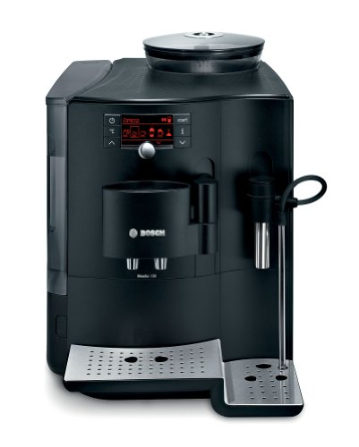 bosch verobar 100 espresso machine 2 1l 2tazze nero. Black Bedroom Furniture Sets. Home Design Ideas