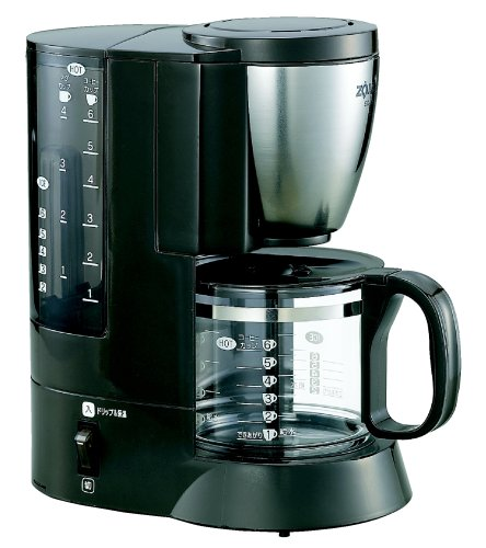 Zojirushi coffee maker coffee experts cup approximately 1 for 6 table spoons to cups